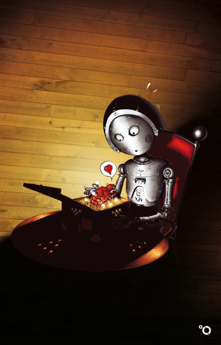Tortue | Les petits robots